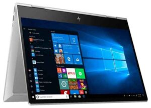 HP Envy X360 Touch screen Laptop